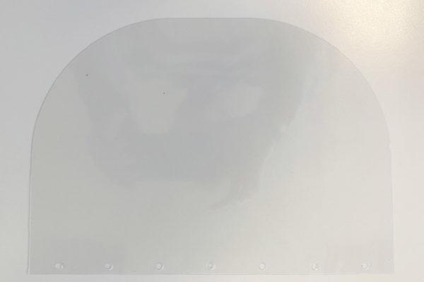 schermo di ricambio per visiera protettiva 3d voxel covid 19